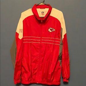 NFL SI Chiefs Windbreaker